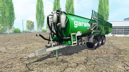 Kotte Garant VTR v1.53 para Farming Simulator 2015