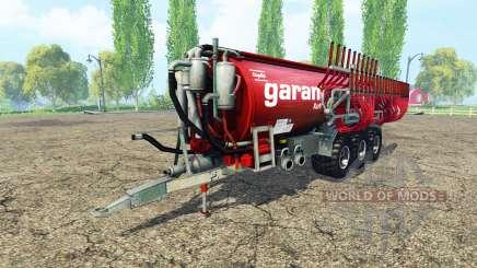 Kotte Garant VTR v1.6 para Farming Simulator 2015