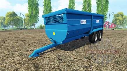 Kane Halfpipe para Farming Simulator 2015