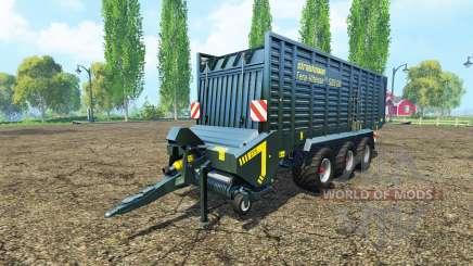 Strautmann Tera-Vitesse CFS 5201 DO v1.3 para Farming Simulator 2015
