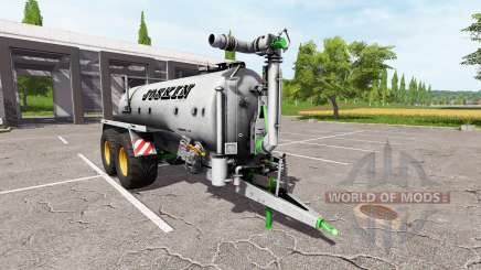 JOSKIN Konfort 2 para Farming Simulator 2017