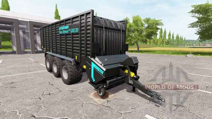 Strautmann Tera-Vitesse CFS 5201 DO v1.4 para Farming Simulator 2017