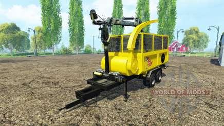 Separarately remolque v1.1 para Farming Simulator 2015