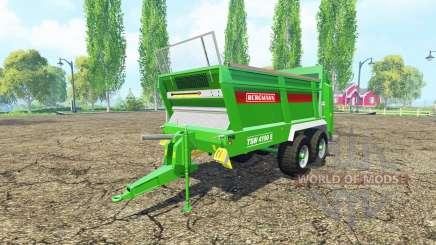 BERGMANN TSW 4190 S para Farming Simulator 2015