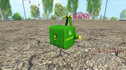 El contrapeso de John Deere v1.2 para Farming Simulator 2015