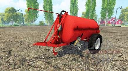 Bauer 2200 para Farming Simulator 2015