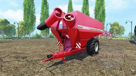 HORSCH Titan 34 UW v2.0 para Farming Simulator 2015