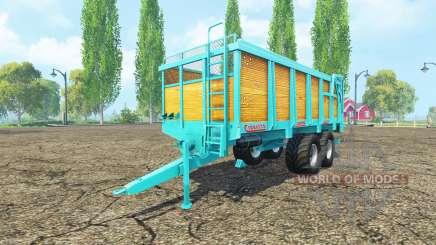 Crosetto Marene para Farming Simulator 2015