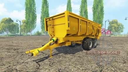 Maitre BMM 140 para Farming Simulator 2015