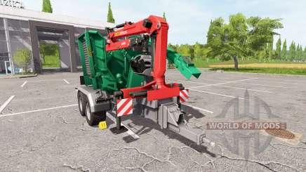 Jenz HEM 583 Z para Farming Simulator 2017