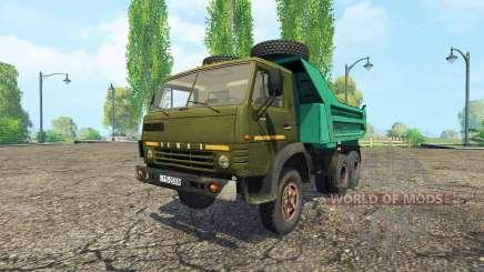 KamAZ 5511 para Farming Simulator 2015