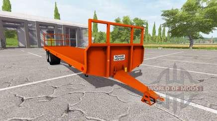 Richard Western BTTA 14-32 para Farming Simulator 2017