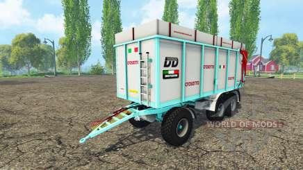 Crosetto CMR 200 para Farming Simulator 2015