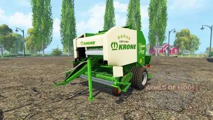 Krone VarioPack 1500 v2.0 para Farming Simulator 2015
