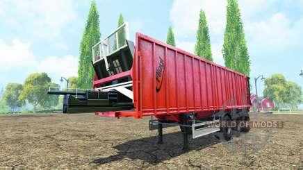 Fliegl ASS 298 v0.9 para Farming Simulator 2015