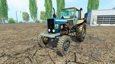 MTZ 82.1 para Farming Simulator 2015
