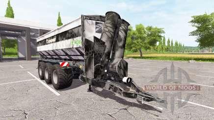 Krone TX 430 Kryptek para Farming Simulator 2017