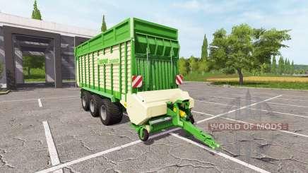 Krone ZX 550 GD v1.1 para Farming Simulator 2017