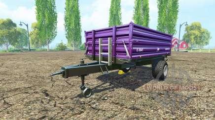 BRANTNER E 8041 compost para Farming Simulator 2015