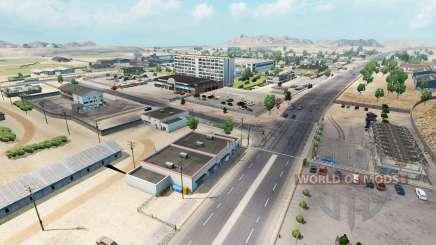 Coast to Coast v2.0 para American Truck Simulator