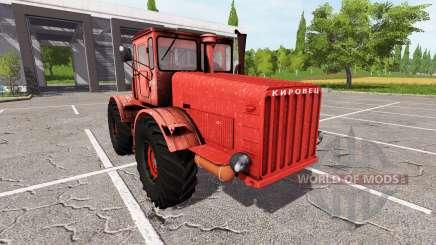 Kirovets K-700 v1.1 para Farming Simulator 2017