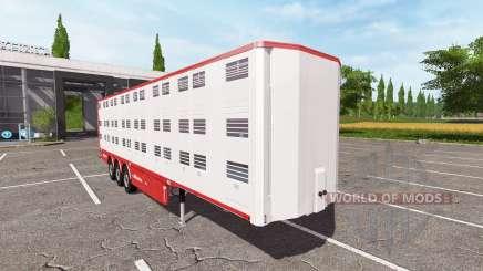 Michieletto AM19 para Farming Simulator 2017