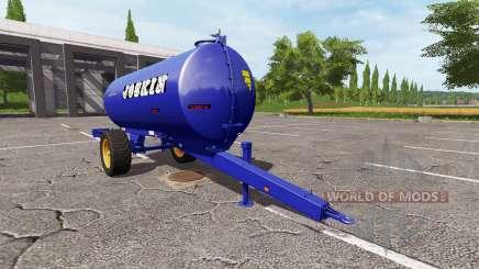 JOSKIN Aquatrans XL para Farming Simulator 2017