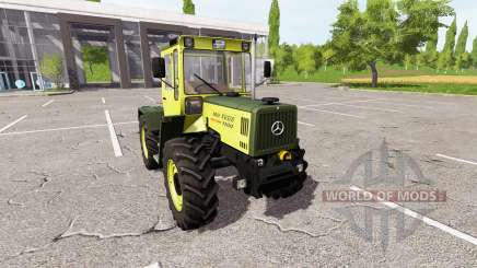 Mercedes-Benz Trac 1100 Intercooler v1.1 para Farming Simulator 2017