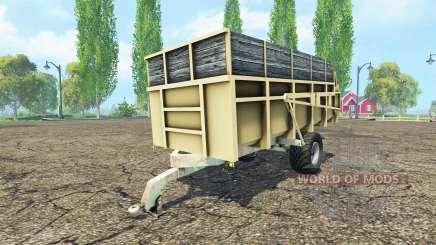 Kacena para Farming Simulator 2015