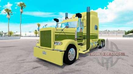 Piel Gran coche de Cartago en el camión Peterbilt 389 para American Truck Simulator