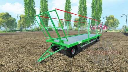 Kroger PWS 18 para Farming Simulator 2015