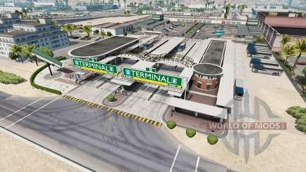 Las estaciones de autobús para American Truck Simulator