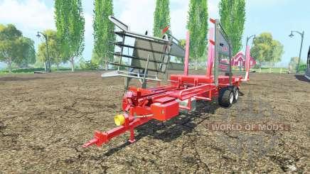 Arcusin AutoStack FS 63-72 v2.0 para Farming Simulator 2015