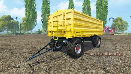 Wielton PRS-2 W12 para Farming Simulator 2015