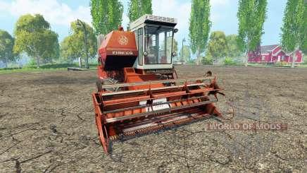 Enisey 1200Н para Farming Simulator 2015