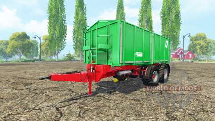 Kroger TKD 302 para Farming Simulator 2015