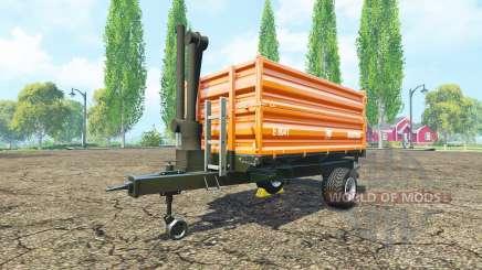 BRANTNER E 8041 v3.0 para Farming Simulator 2015