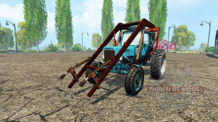 MTZ 80 para Farming Simulator 2015