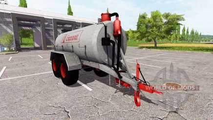 Kotte Garant VE 14000 para Farming Simulator 2017