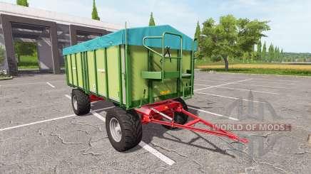 Welger DK 280 R para Farming Simulator 2017