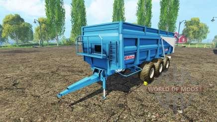 Maupu BM para Farming Simulator 2015