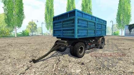 НЕФАЗ-8560 para Farming Simulator 2015