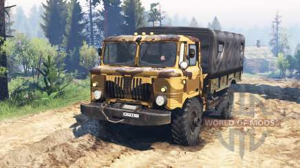 GAZ 66 v2.0 para Spin Tires