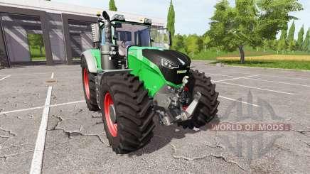 Fendt 1050 Vario v1.6 para Farming Simulator 2017