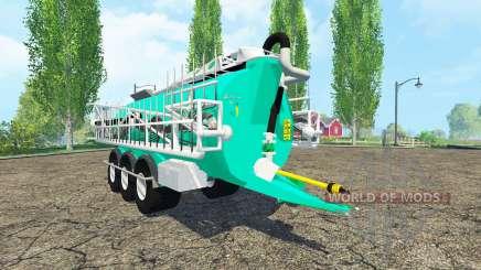 Samson PG 25 para Farming Simulator 2015