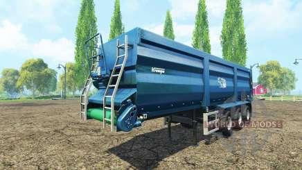 Krampe SB 30-60 farbwahl v2.0 para Farming Simulator 2015