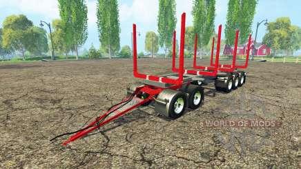 Trailer corto para Farming Simulator 2015