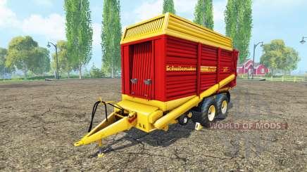 Schuitemaker Rapide 125 v1.1 para Farming Simulator 2015
