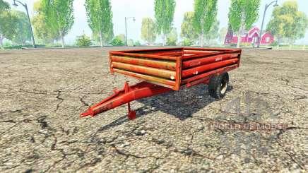 Agromet T103 para Farming Simulator 2015