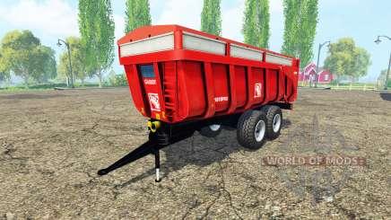 Gilibert 1810 Pro para Farming Simulator 2015